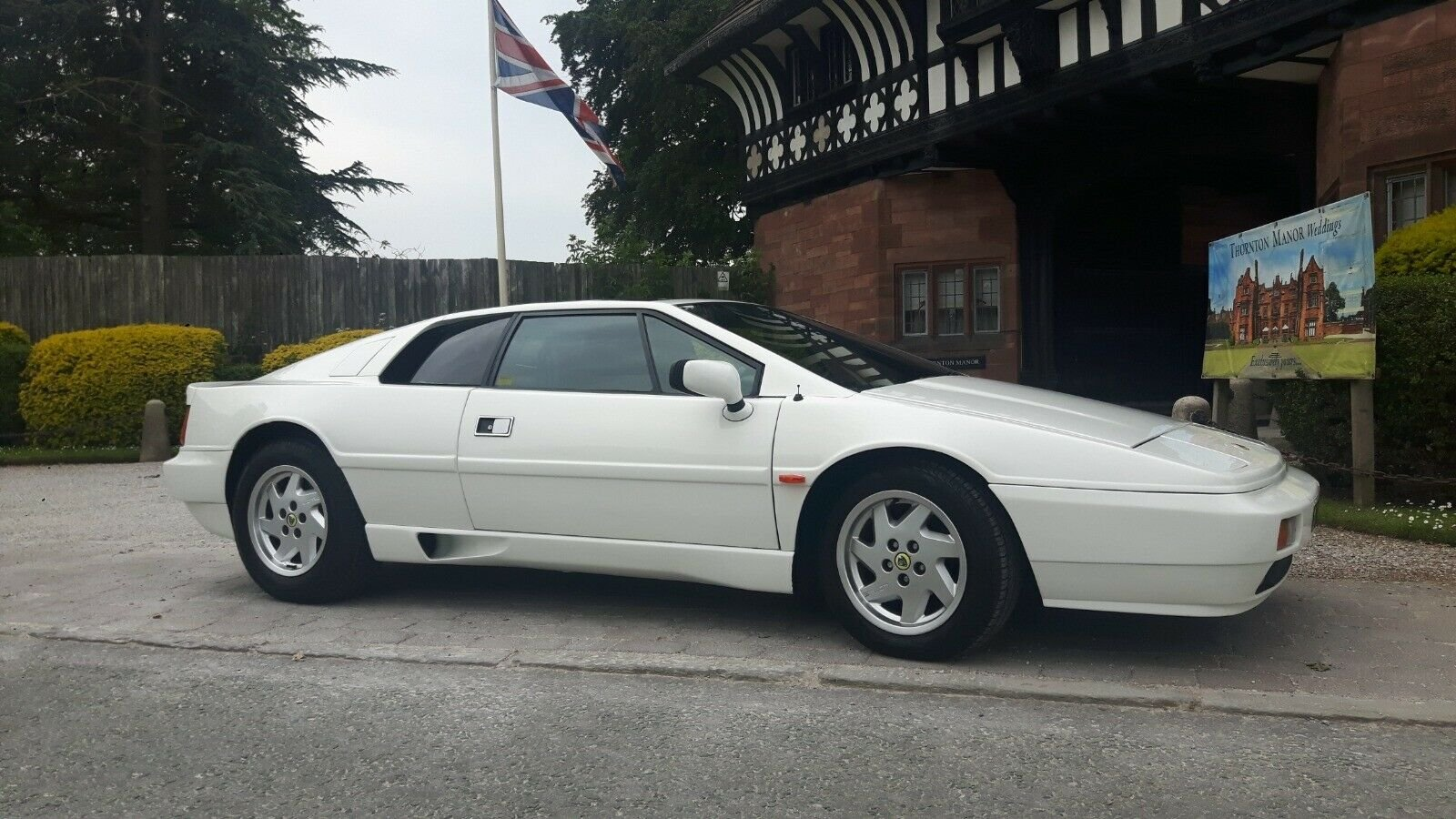 1988 Stevens Lotus Esprit Turbo Limited Edition. For Sale (picture 1 of 6)