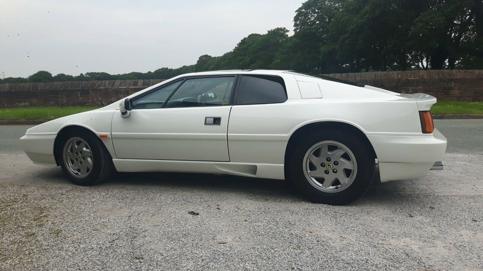 1988 Stevens Lotus Esprit Turbo Limited Edition. For Sale (picture 2 of 6)