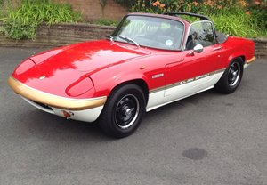 1973 Lotus Elan Sprint DHC