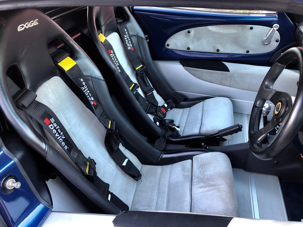 2001 Lotus Exige S1 For Sale (picture 6 of 6)