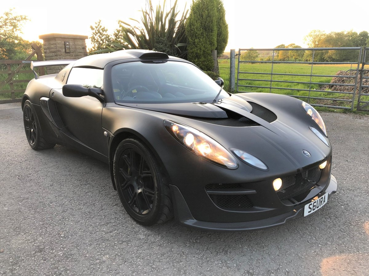 2010 Lotus Exige S2 SCURA One of 35 Worldwide For Sale (picture 2 of 6)