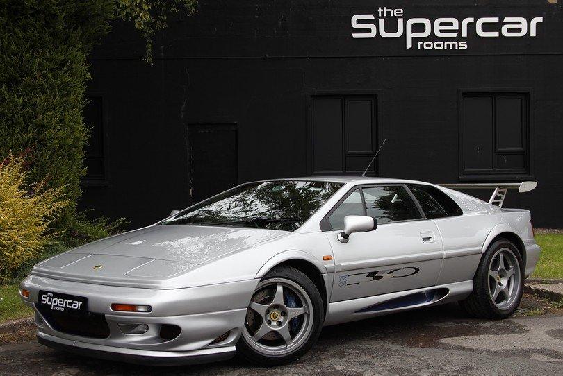 Lotus Esprit Sport 350 - 31K Miles - 1999 - #16/50 For Sale (picture 1 of 6)