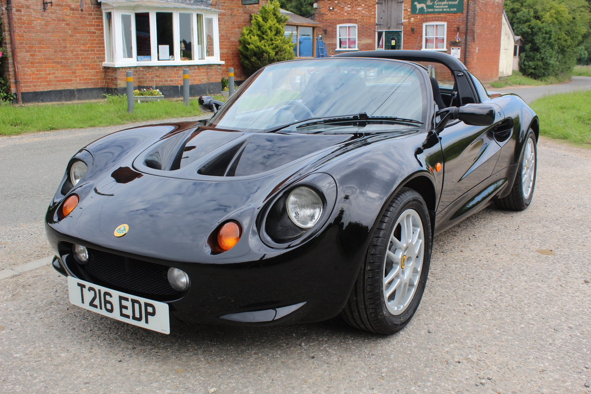 1999 ELISE S1 - SUPER CONDITION, FULL SERVICE HISTORY! For Sale (picture 1 of 6)