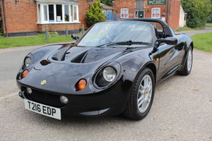 1999 ELISE S1 - SUPER CONDITION, FULL SERVICE HISTORY! For Sale
