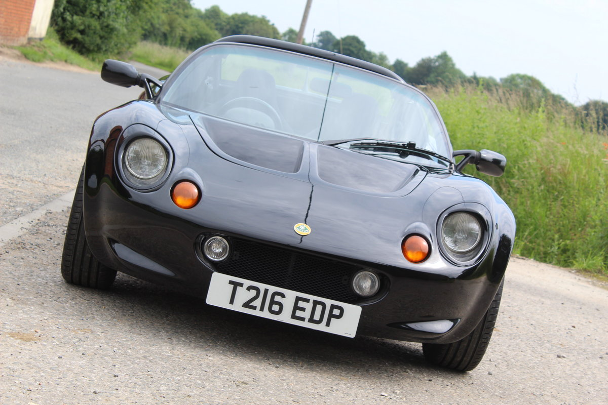 1999 ELISE S1 - SUPER CONDITION, FULL SERVICE HISTORY! For Sale (picture 6 of 6)