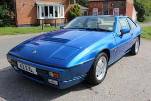 1992 EXCEL SE - VERY LATE BUILD, HUGE HISTORY FILE, CONCOURS? For Sale
