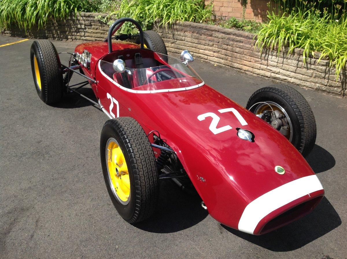 1960 Lotus 18 Formula 1 Grand Prix For Sale (picture 1 of 6)