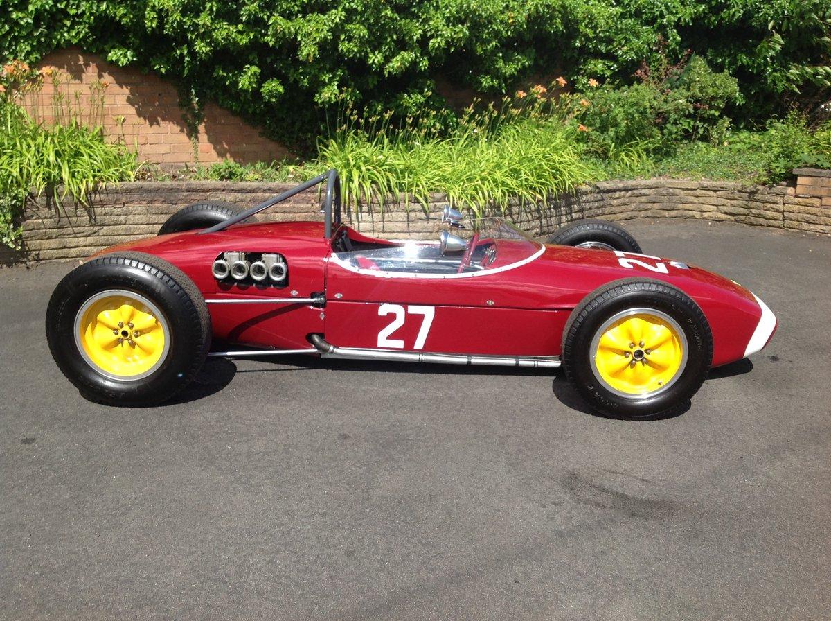 1960 Lotus 18 Formula 1 Grand Prix For Sale (picture 5 of 6)