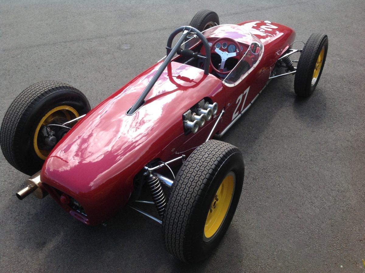 1960 Lotus 18 Formula 1 Grand Prix For Sale (picture 6 of 6)