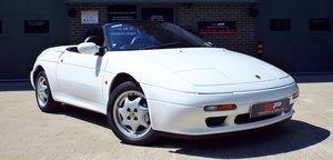 1990 Lotus Elan M100 SE Turbo Monaco White Low Miles For Sale