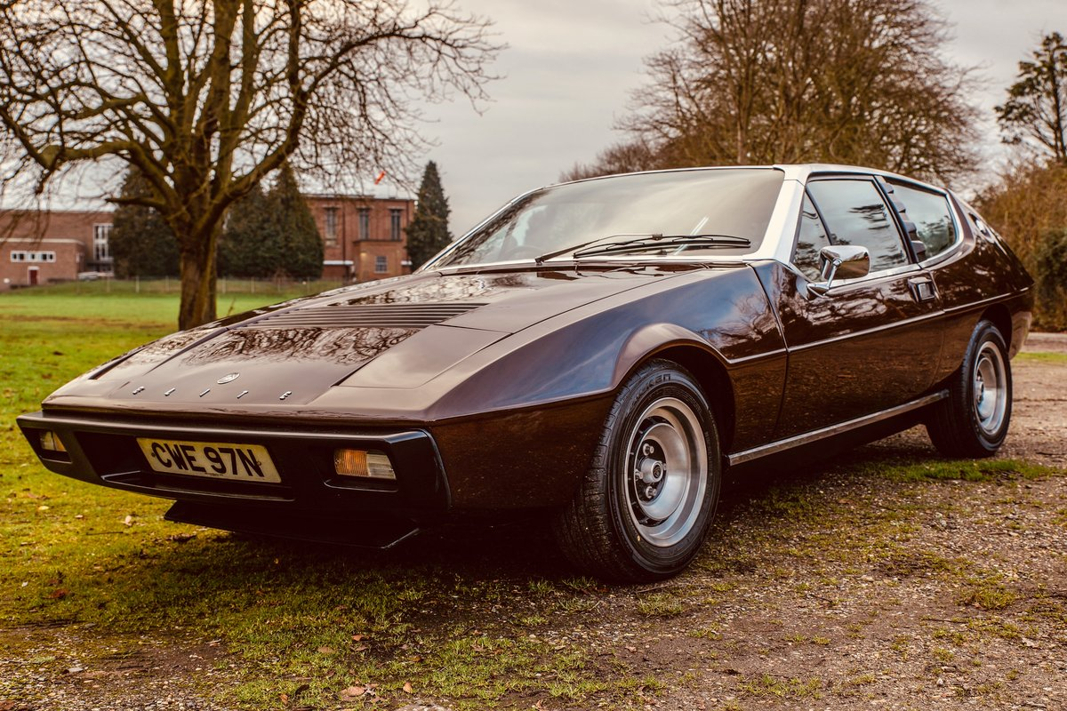 1974 Lotus Elite Type 75 for sale SOLD (picture 1 of 6)