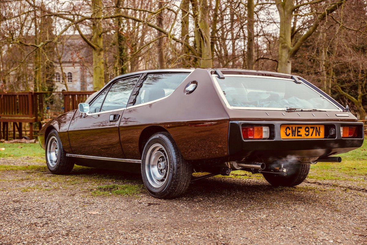 1974 Lotus Elite Type 75 for sale SOLD (picture 3 of 6)