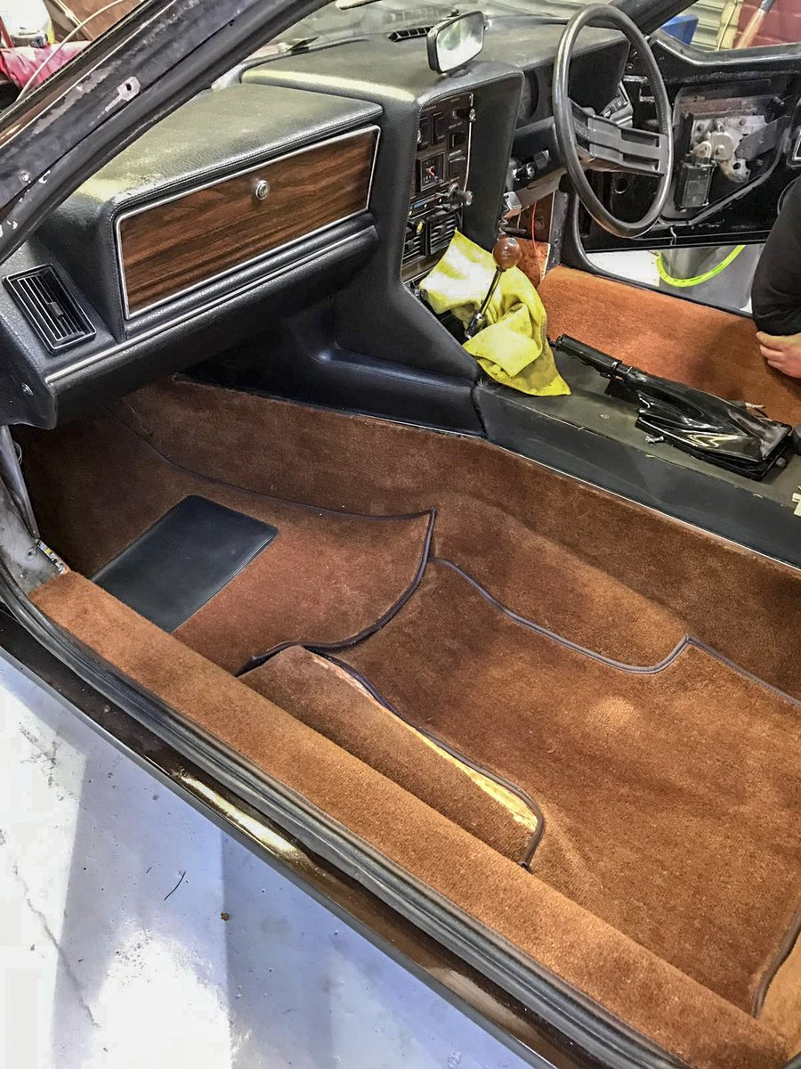 1974 Lotus Elite Type 75 for sale SOLD (picture 6 of 6)