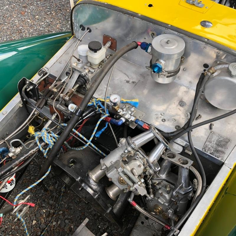1962 LOTUS SUPER 7 SERIES II 'CLUBMAN' RACING CAR For Sale by Auction (picture 5 of 6)