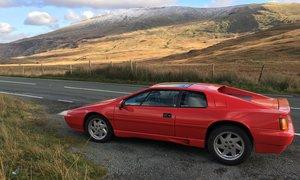 1989 Lotus Esprit For Sale