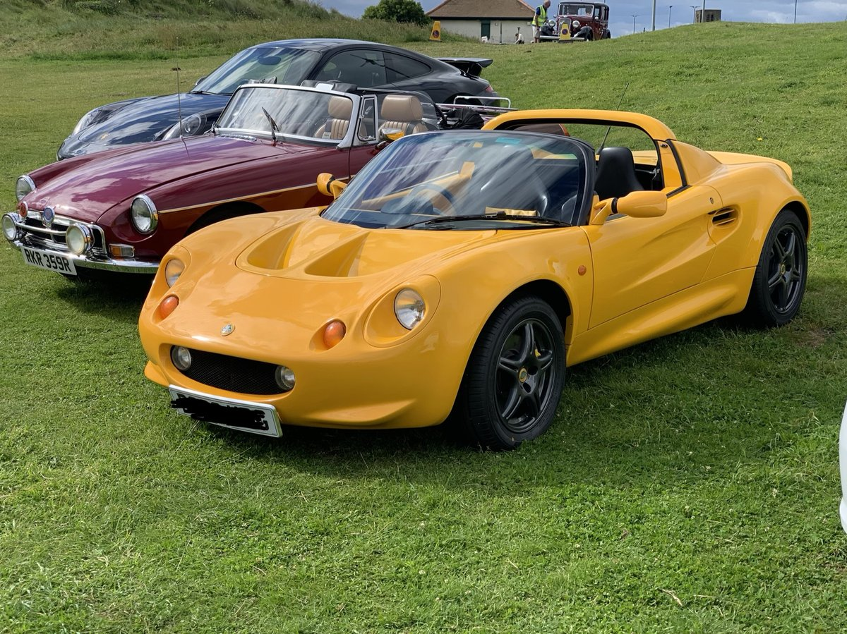 1998 Lotus Elise S1 For Sale (picture 1 of 6)