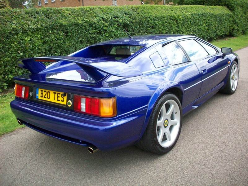 1999 Lotus Esprit V8 GT For Sale (picture 4 of 6)