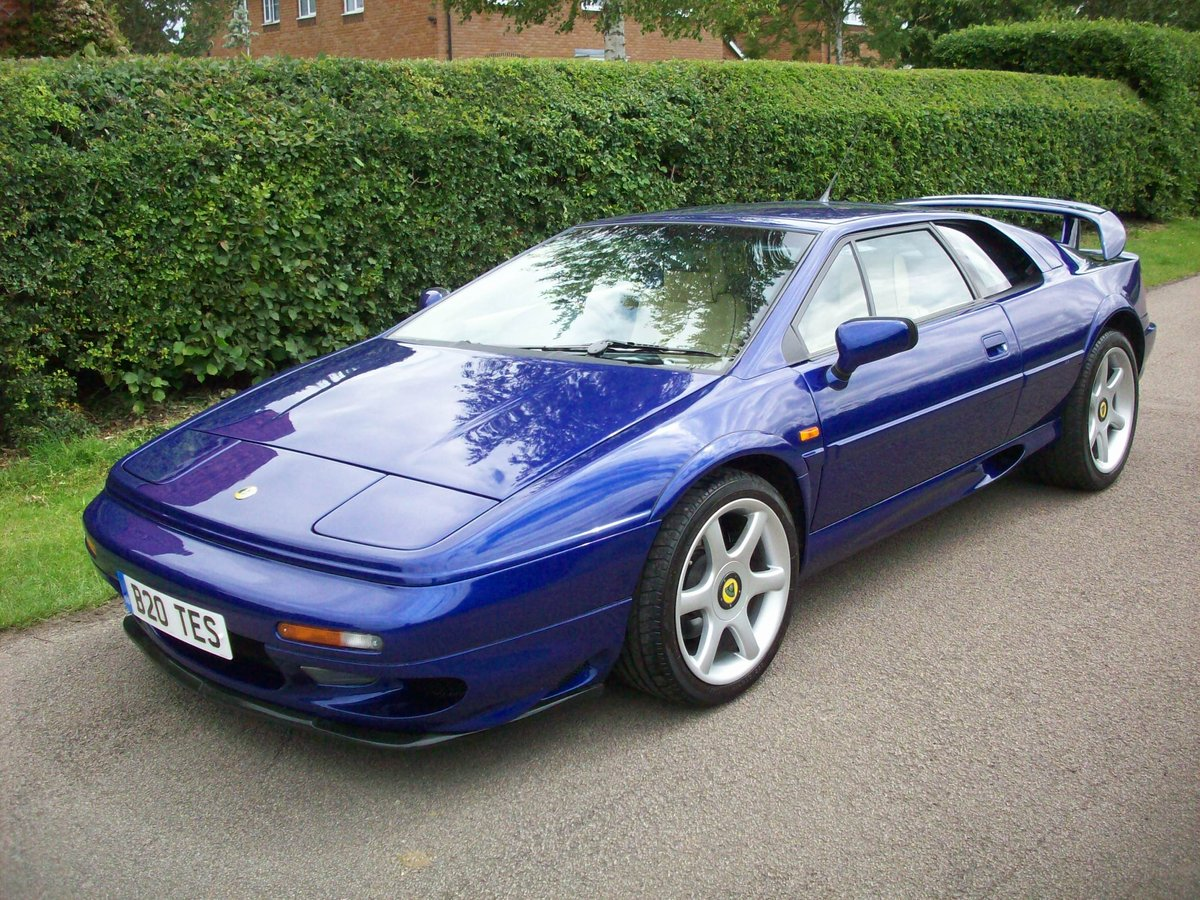 1999 Lotus Esprit V8 GT For Sale (picture 1 of 6)
