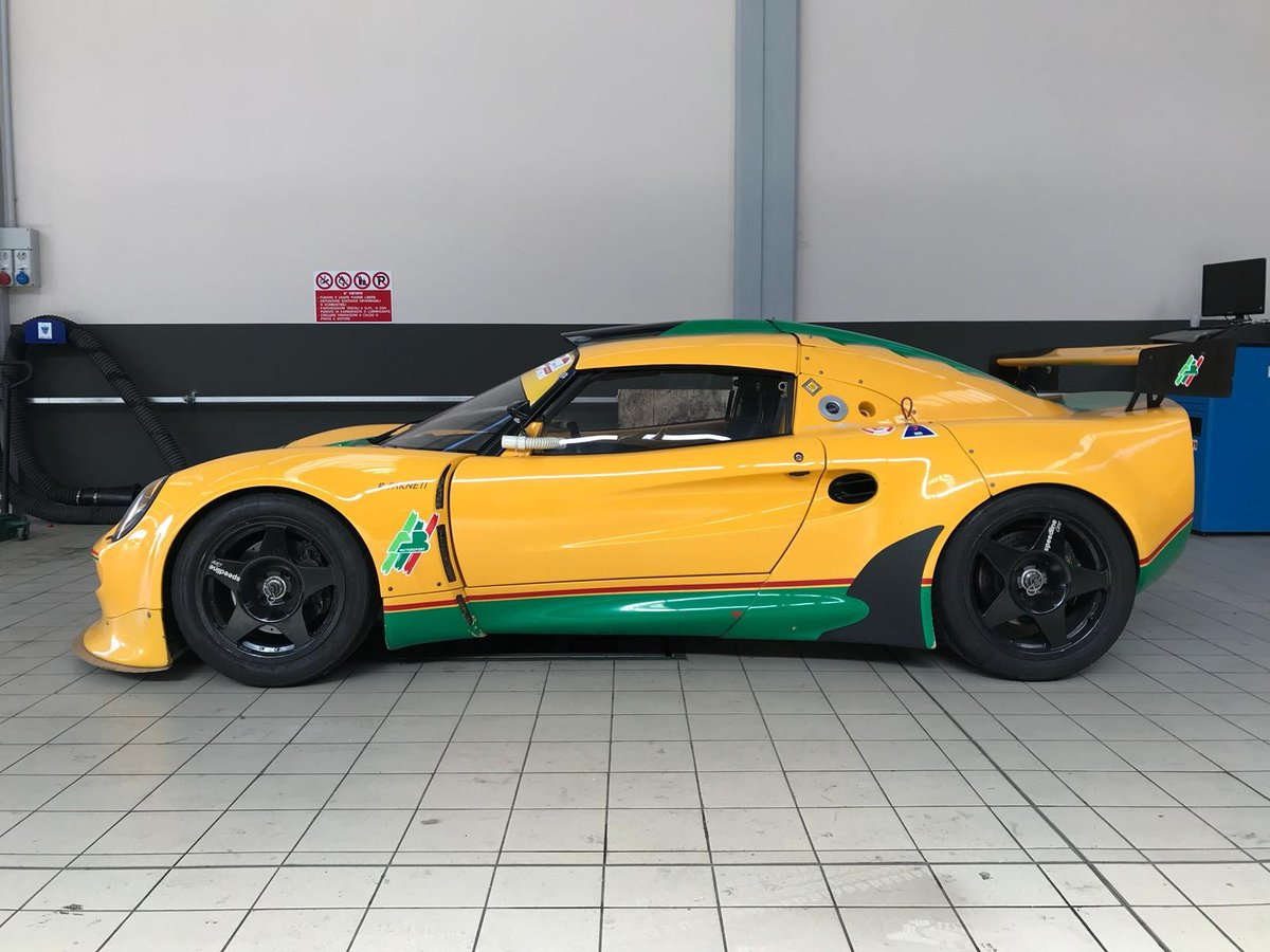 2000 Lotus Elise Motorsport For Sale (picture 1 of 4)