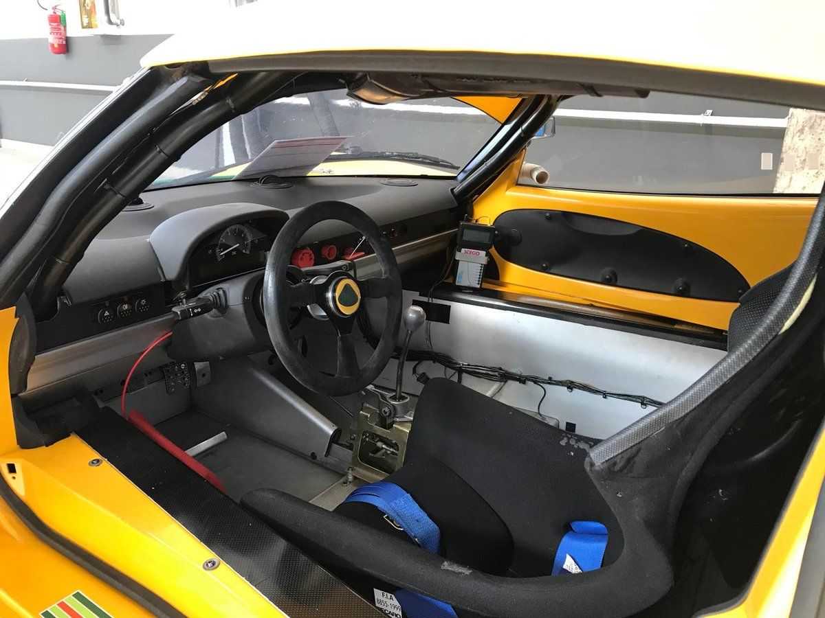 2000 Lotus Elise Motorsport For Sale (picture 4 of 4)