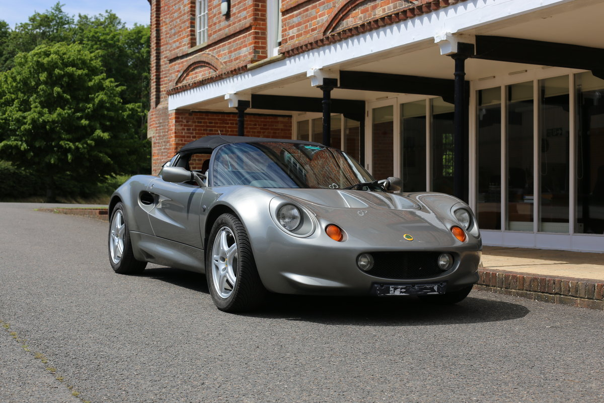 1997 Lotus Elise S1 (MMC Brakes) For Sale (picture 1 of 6)