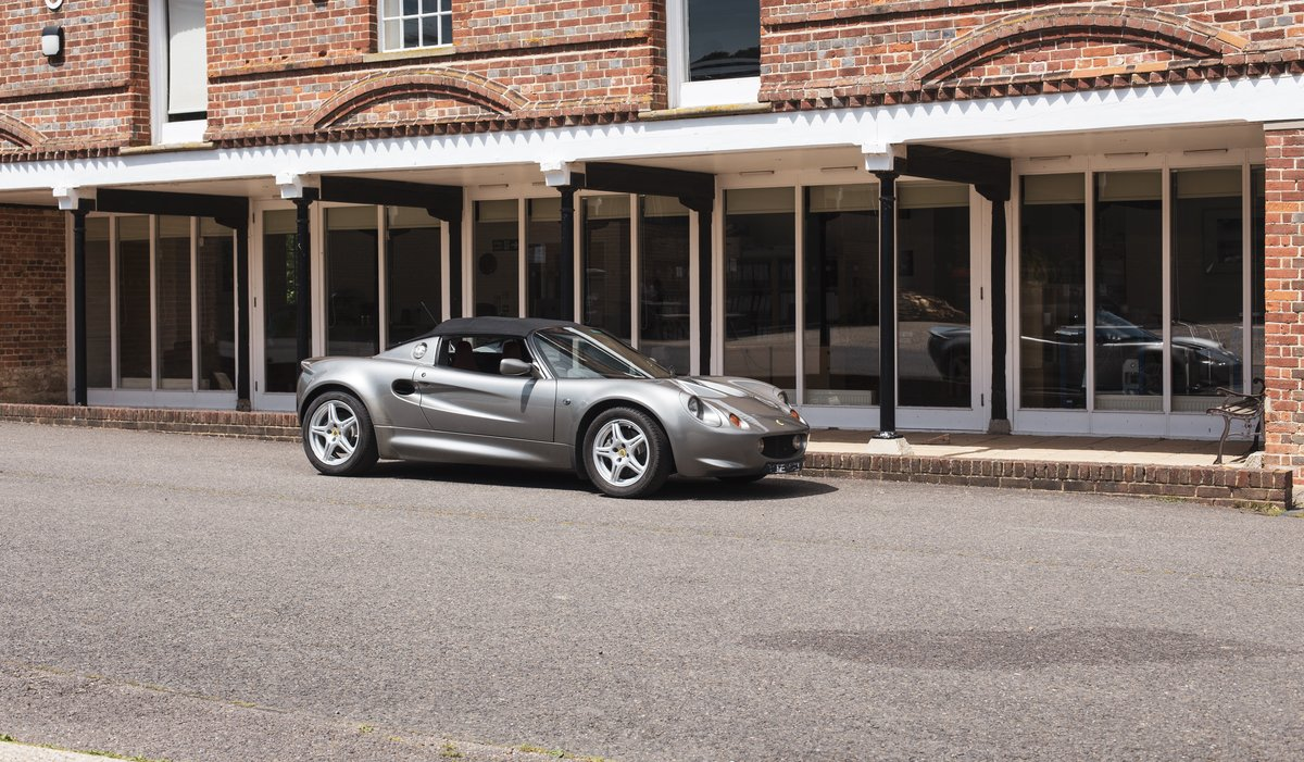 1997 Lotus Elise S1 (MMC Brakes) For Sale (picture 2 of 6)