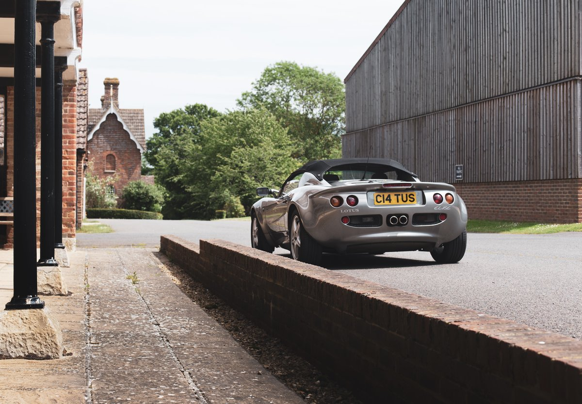 1997 Lotus Elise S1 (MMC Brakes) For Sale (picture 3 of 6)