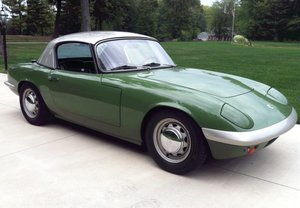 Picture of LOTUS ELAN WANTED. ELAN S1, S2, S3, S4, SPRINT, +2