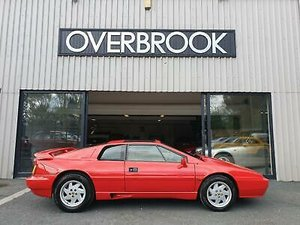 1988 LOTUS ESPRIT TURBO 1 FORMER KEEPER *22K MILES FROM NEW