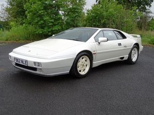 1989 Lotus Esprit Turbo '40 Anniversary'  For Sale by Auction