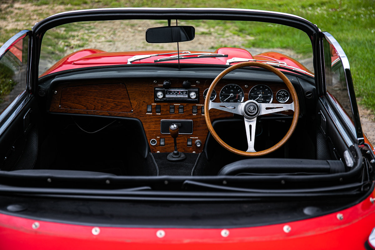 1970 Lotus Elan S4 Sprint SOLD by Auction (picture 2 of 6)