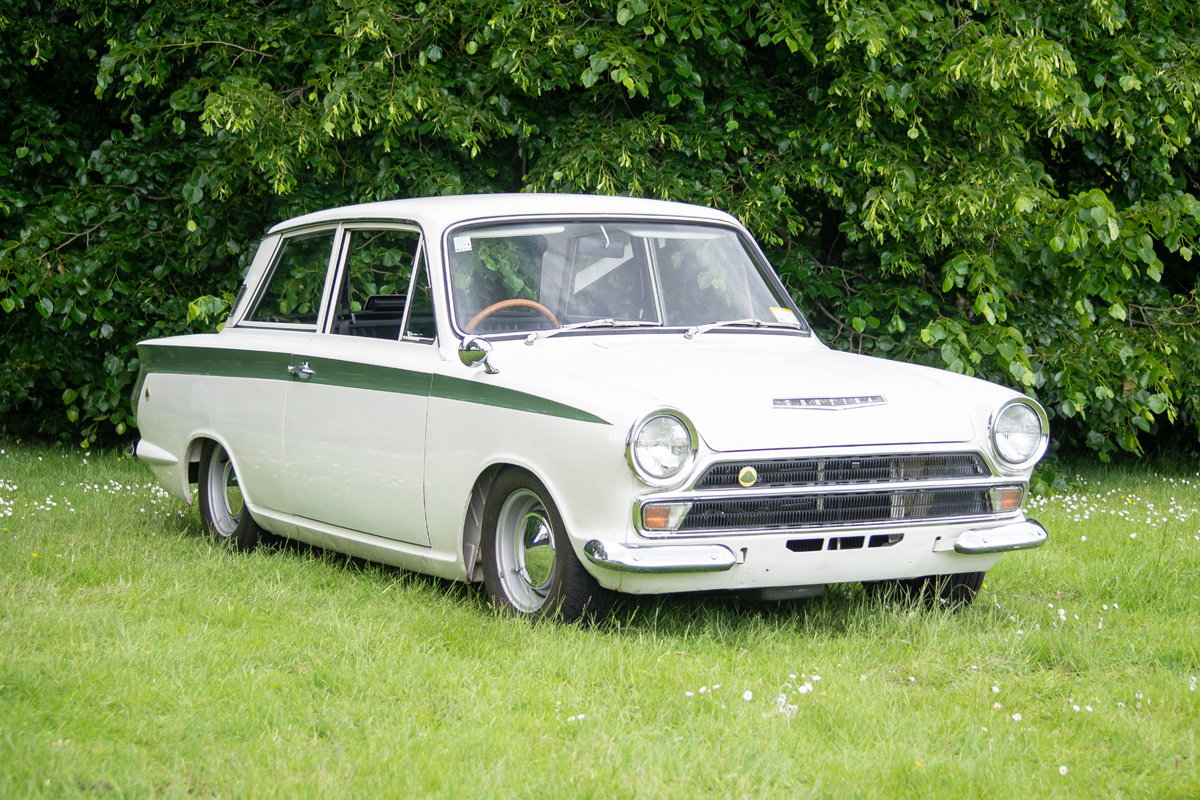 1965 Ford Cortina Lotus Mk1 SOLD by Auction (picture 1 of 6)