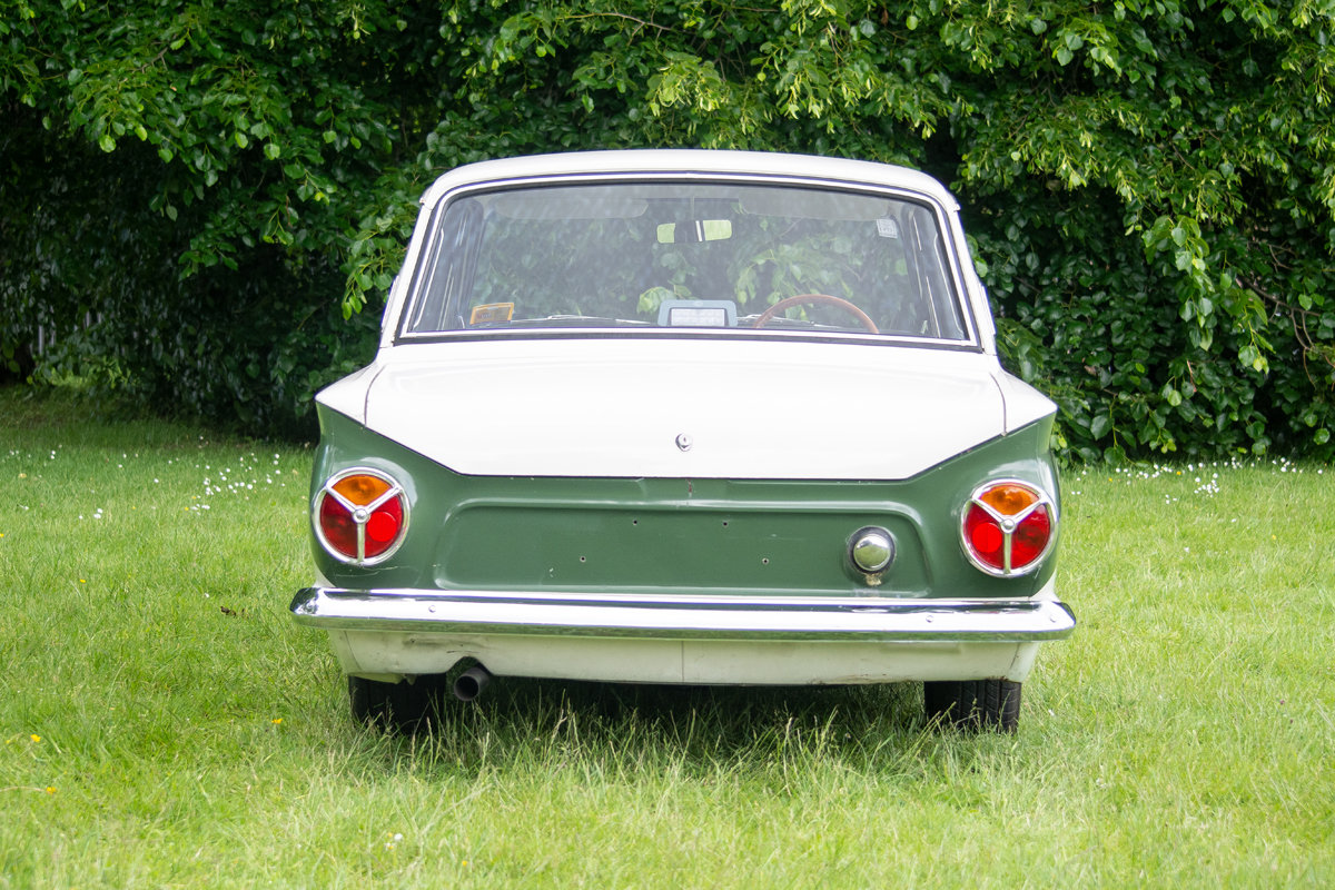 1965 Ford Cortina Lotus Mk1 SOLD by Auction (picture 4 of 6)