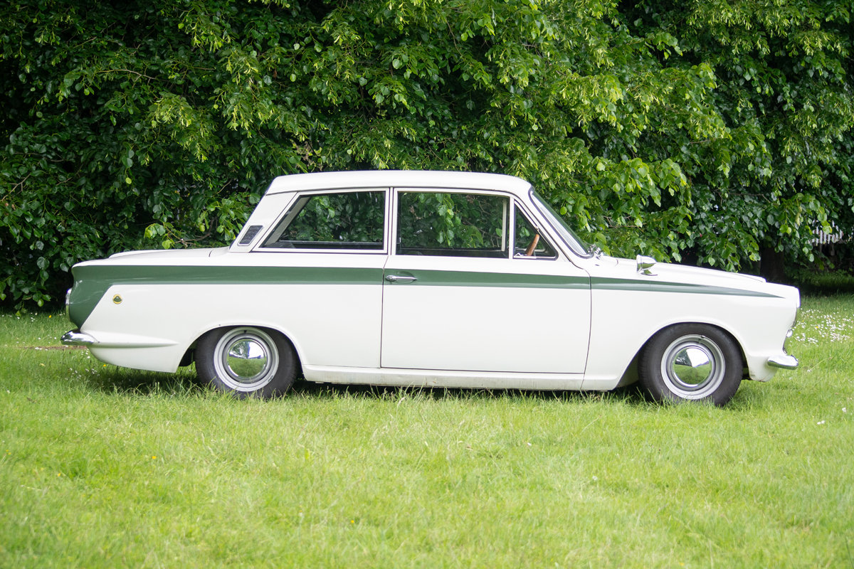 1965 Ford Cortina Lotus Mk1 SOLD by Auction (picture 5 of 6)