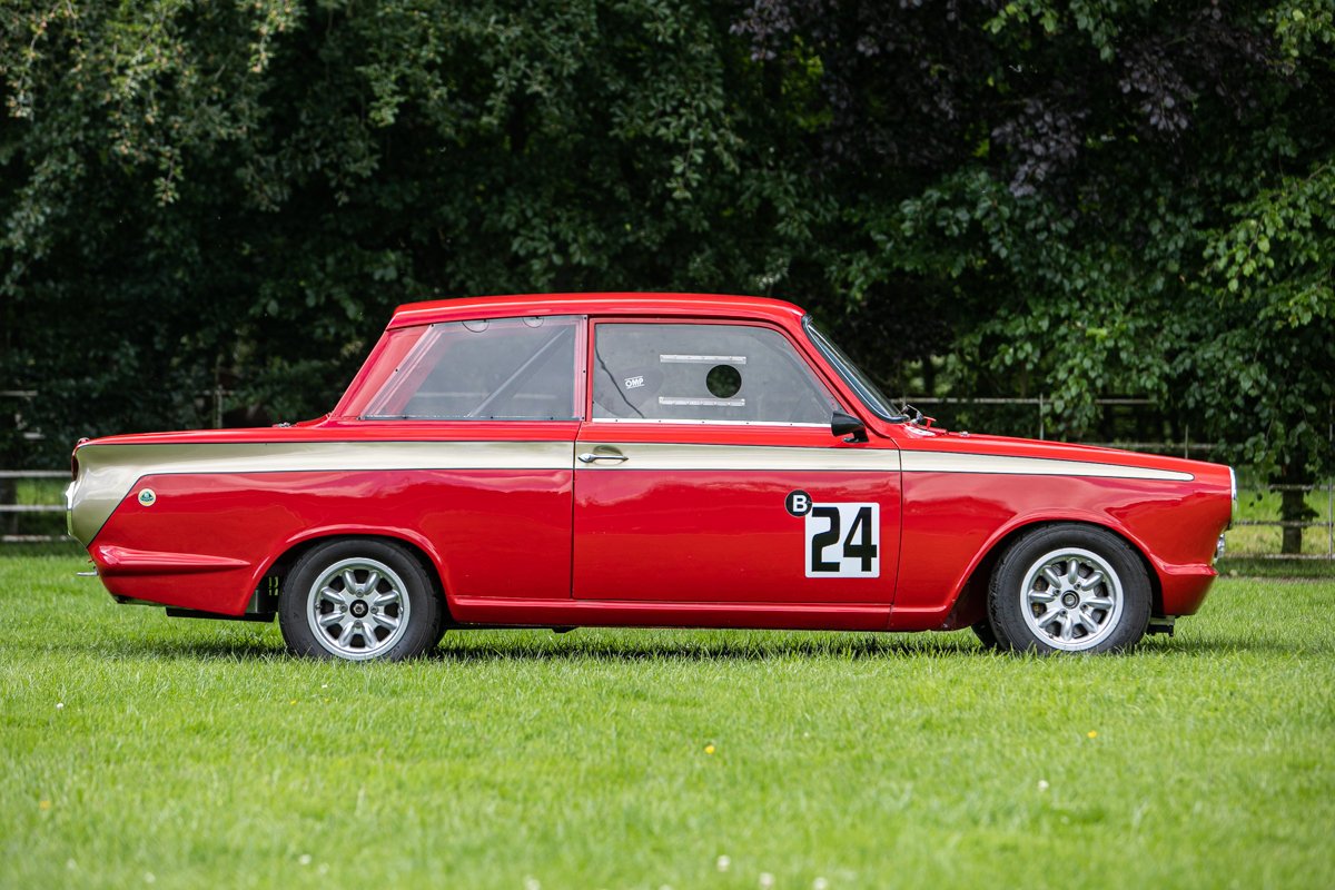 1965 Lotus Cortina SOLD by Auction (picture 2 of 6)
