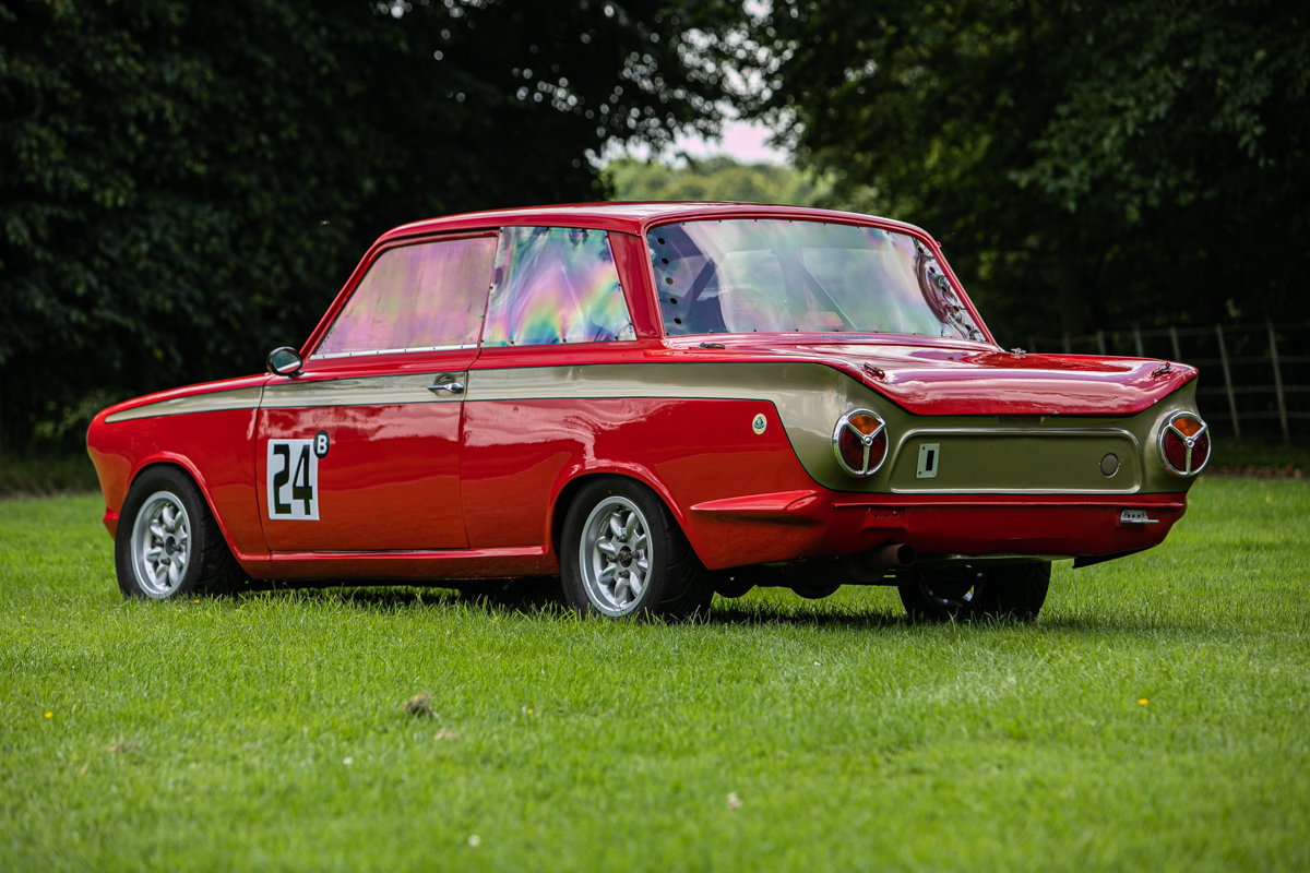 1965 Lotus Cortina SOLD by Auction (picture 4 of 6)
