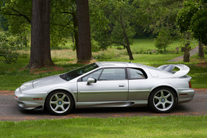 2001 Lotus Esprit V8 Twin Turbo LHD California Car For Sale