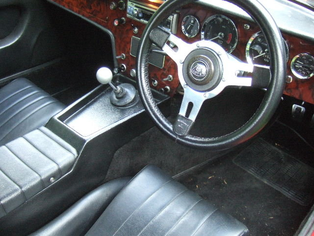 1967(F) Lotus Elan S3 Spyder Drophead Coupe  For Sale (picture 5 of 6)