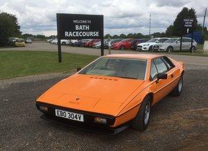 1980 Lotus esprit S2 For Sale