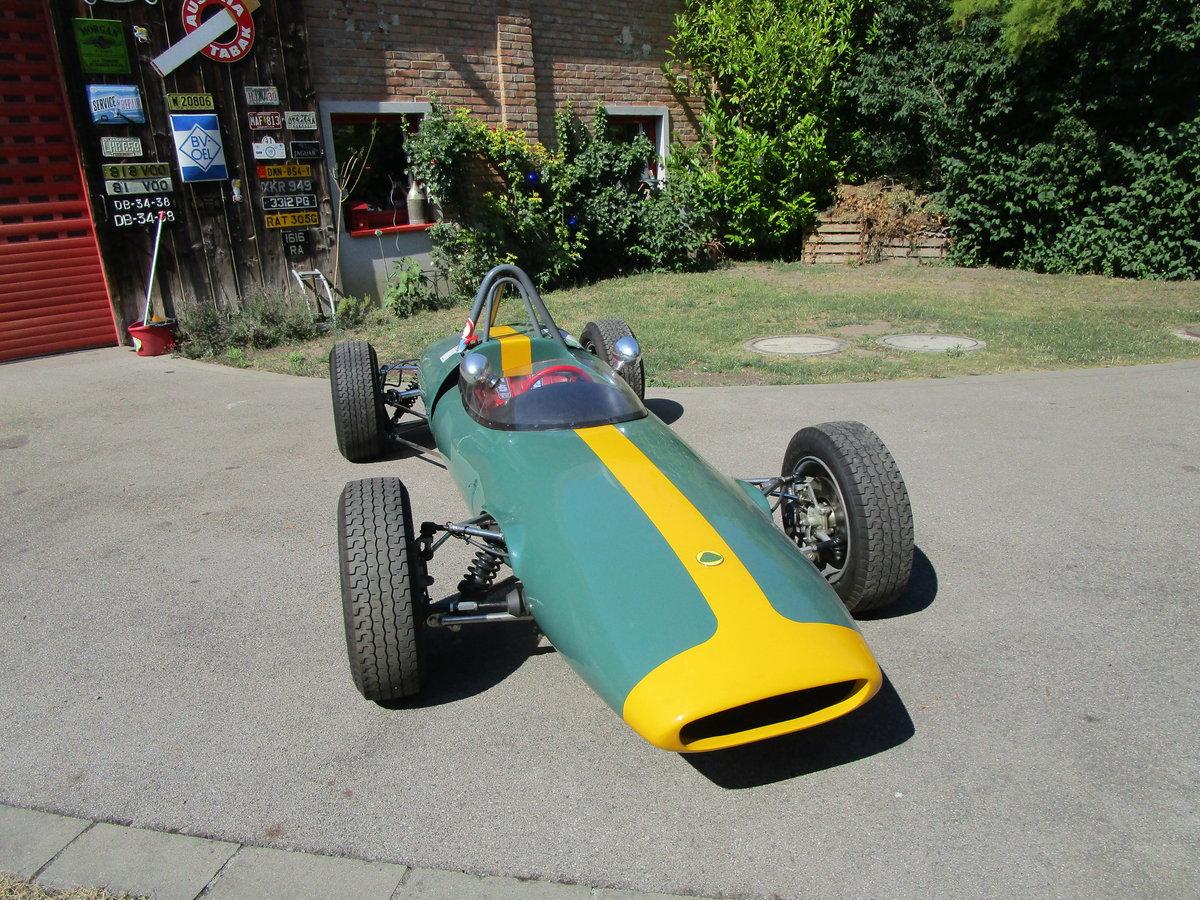 1962 lotus 22 formula junior For Sale (picture 1 of 6)