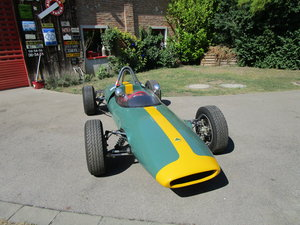 1962 lotus 22 formula junior For Sale