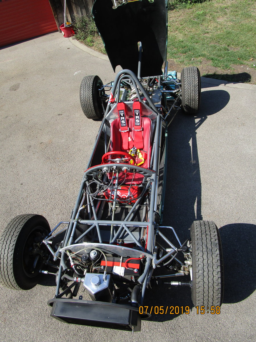 1962 lotus 22 formula junior For Sale (picture 5 of 6)