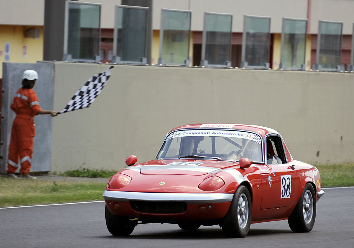 Lotus Elan S3 FHC, race car, 1966, track hillclimb For Sale (picture 6 of 6)
