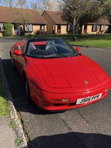 1991 Lotus elan se turbo