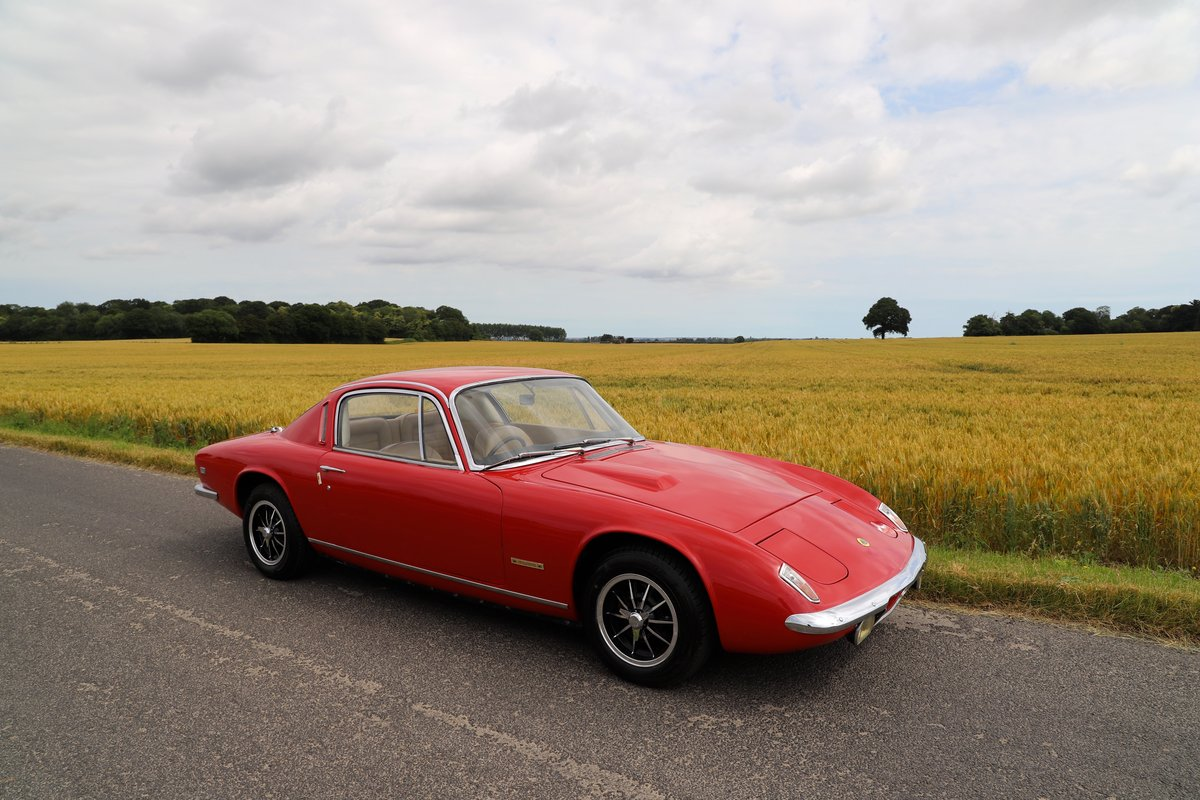 Lotus Elan+2S, 1970.  Superb example. For Sale (picture 1 of 5)