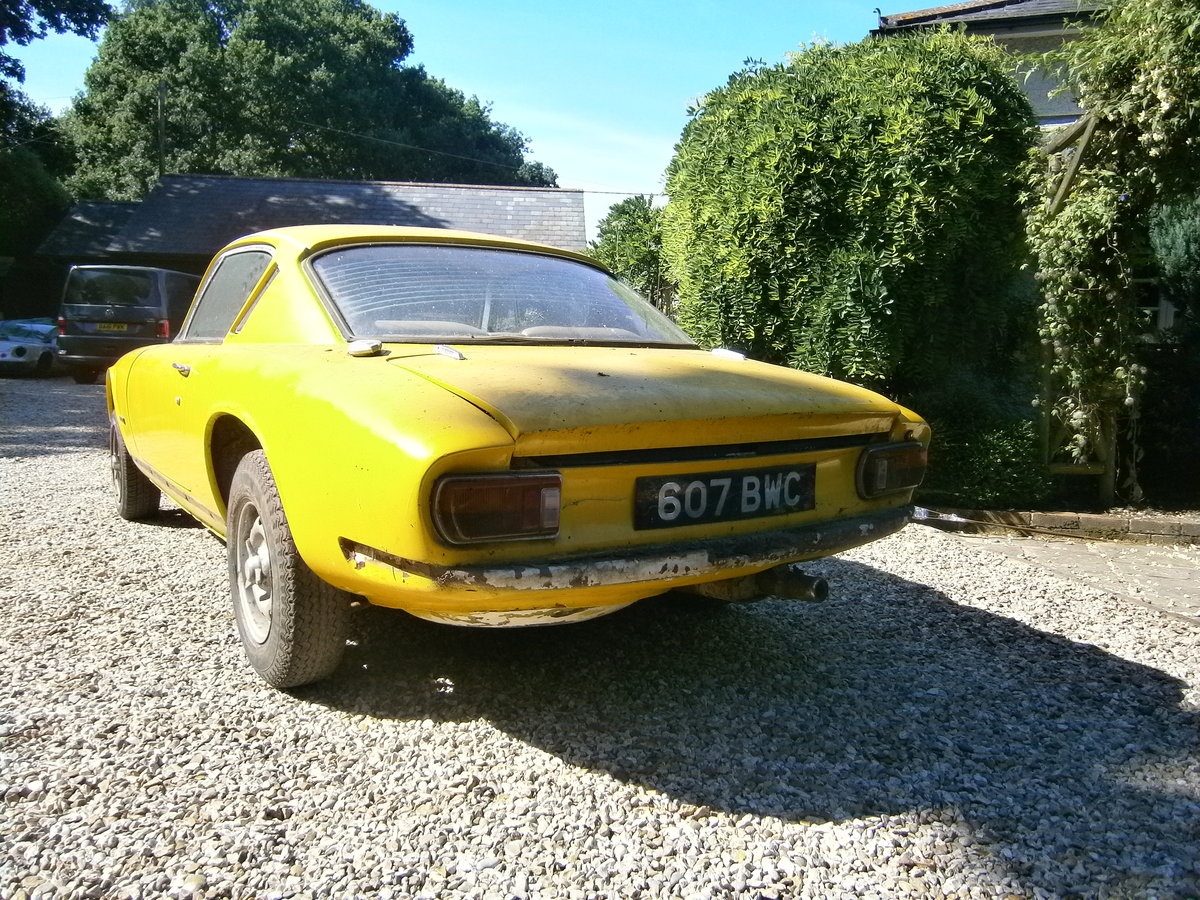 LOTUS ELAN +2 1969 LESS ENGINE & BOX IDEAL **SOLD** For Sale (picture 3 of 6)
