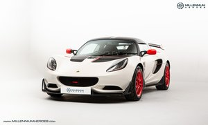 2017 LOTUS ELISE 250 CUP // ONE OWNER // WARRANTY UNTIL 2020 For Sale