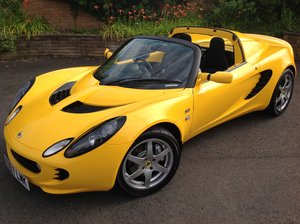 2007 Lotus Elise S touring + SOLD