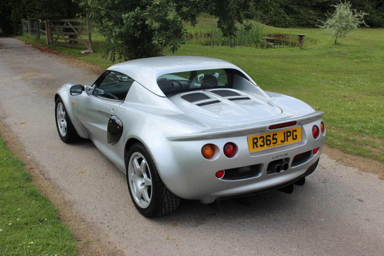 1998 Lotus Honda Elise - One owner, full restoration For Sale (picture 2 of 6)