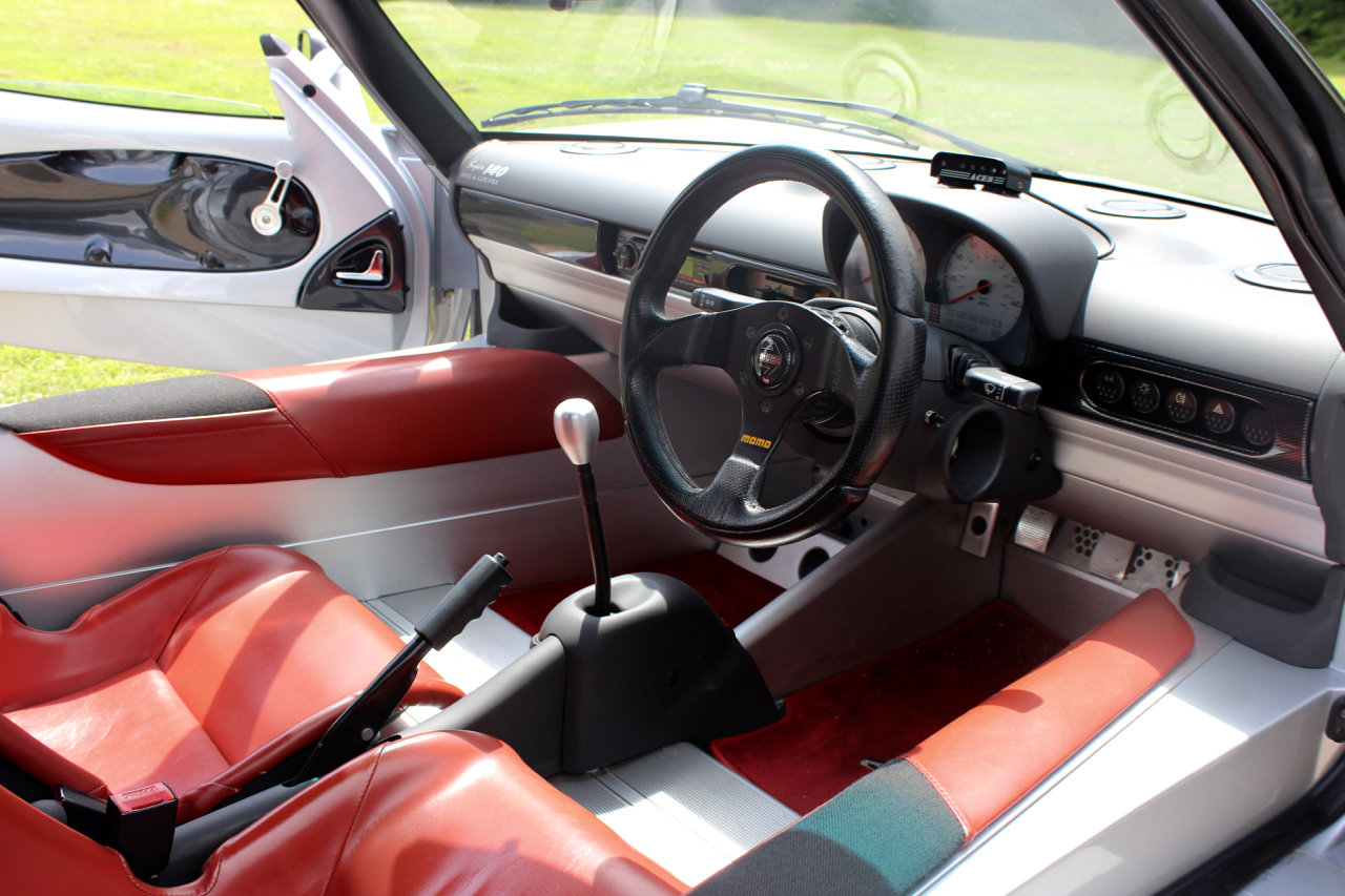 1998 Lotus Honda Elise - One owner, full restoration For Sale (picture 3 of 6)